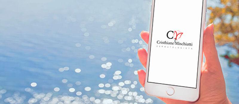 Dra. Cristhiane Mischiatti lança aplicativo gratuito com dicas de saúde e beleza