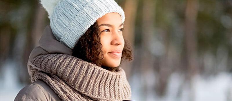 Cuidados com a pele no inverno: quais você deve ter