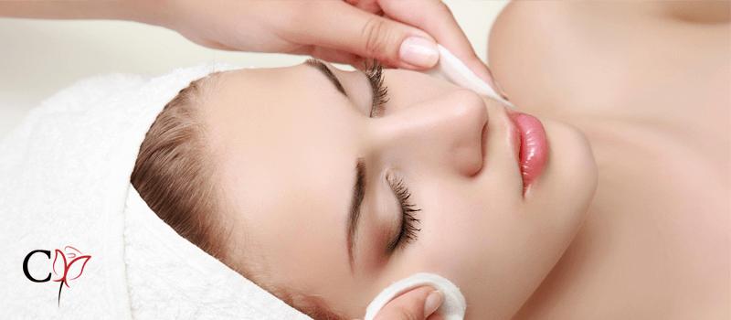 Quais são os benefícios trazidos pelo peeling químico?