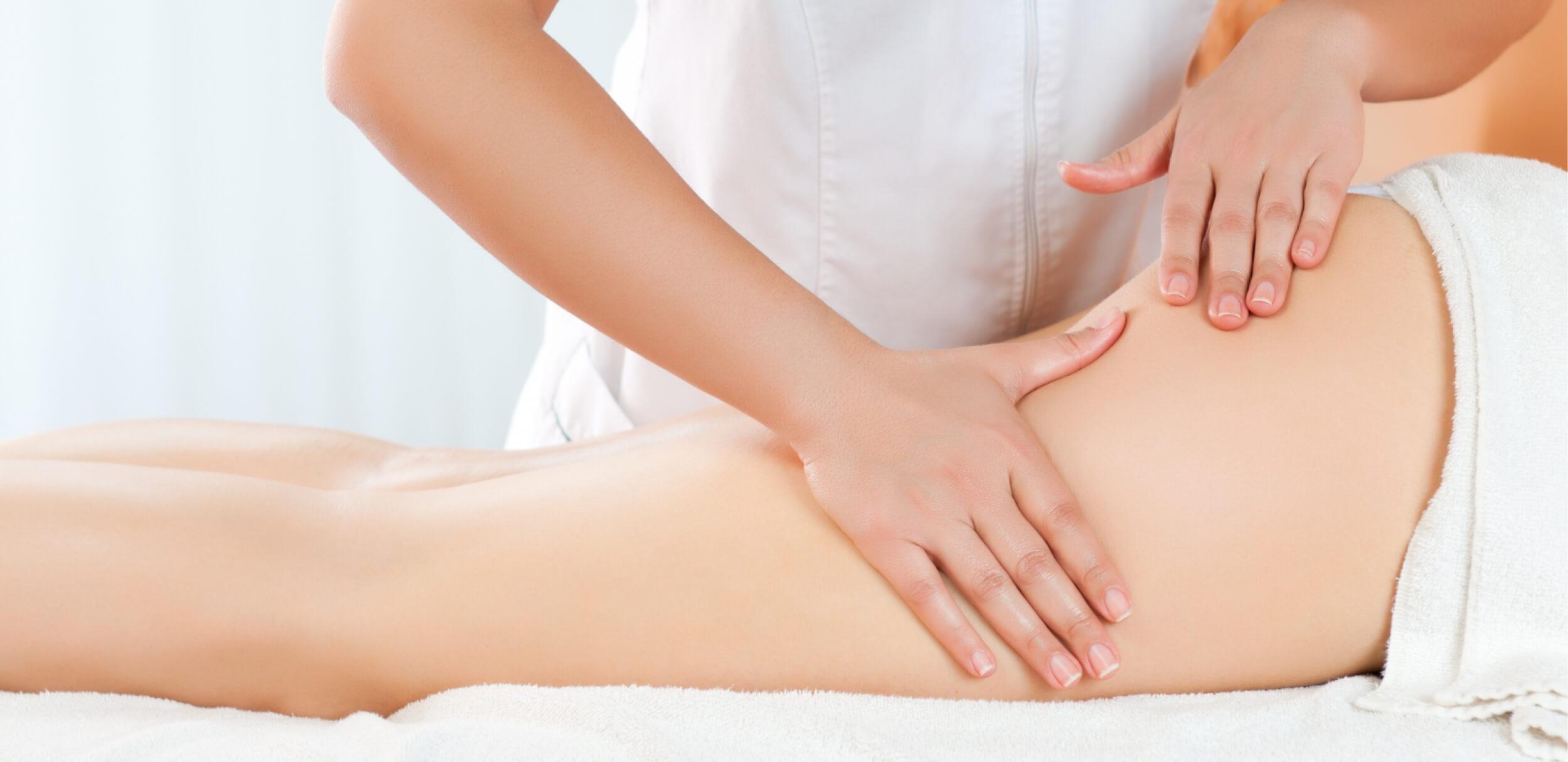 Diferenças Massagem:  Modeladora x Linfática